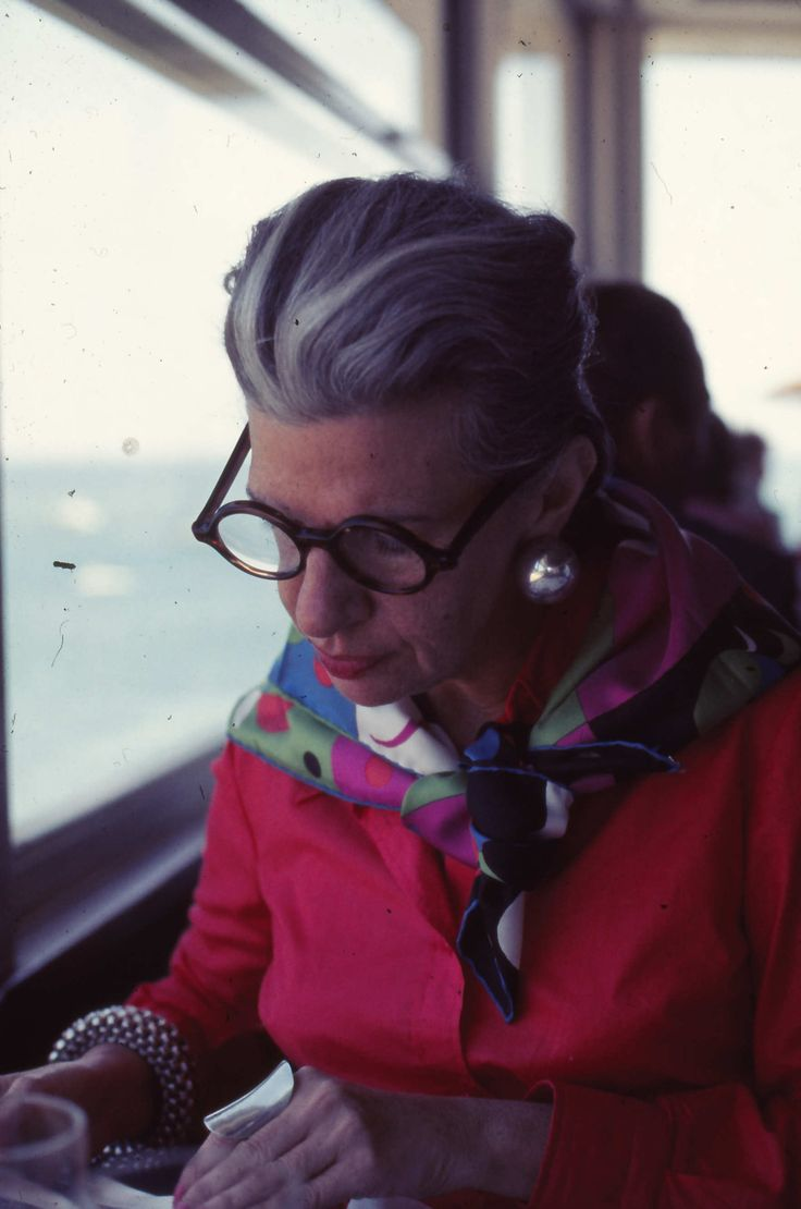 Early Iris Apfel - The Cut