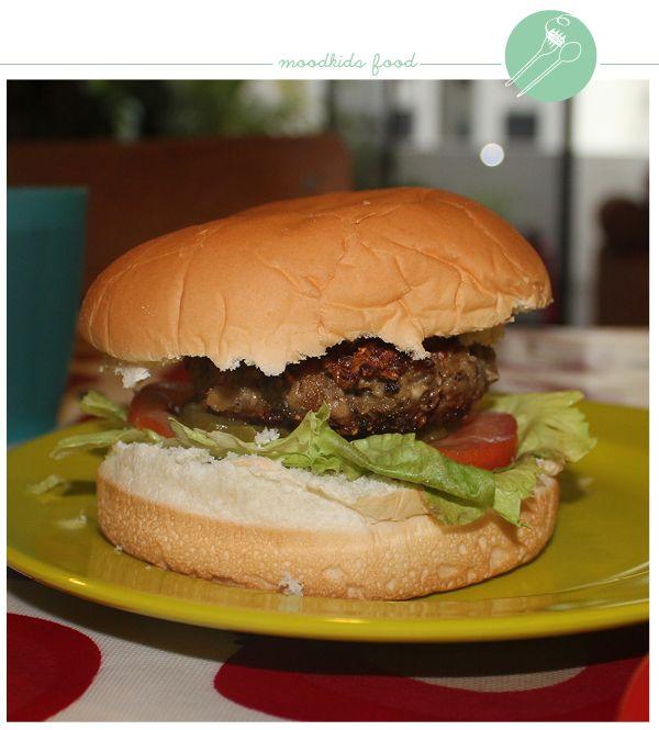 vegetarische hamburgers van mcDonalds maak je zelf - recept op www.moodkids.nl