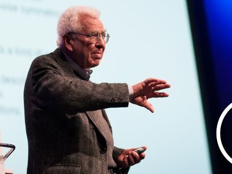 Beauty, truth and... physics - Armed with a sense of humor and laypeople's terms, Nobel winner Murray Gell-Mann drops some knowledge on TEDsters about particle physics, asking questions like, Are elegant equations more likely to be right than inelegant ones?