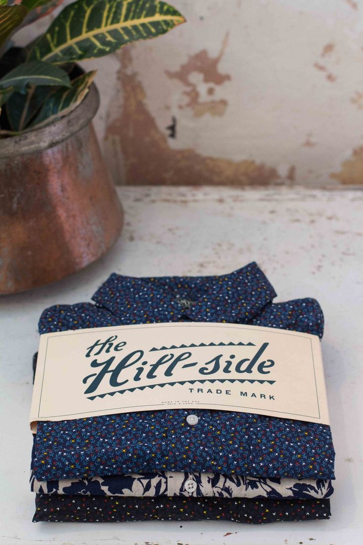 understudyshop:  Now available! the Hill-side x Gitman Vintage short-sleeve button down.                                                                                                                                                                                 More