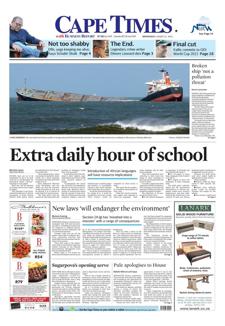 News making headlines: Extra daily hour of school