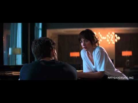 """Fifty Shades of Grey New Scenes """"And what do I get out of this?"""" - YouTube"""
