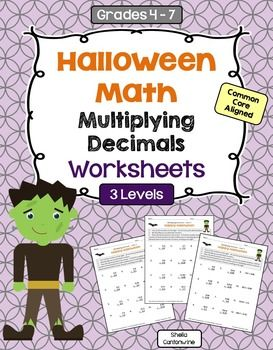 Worksheets For Order Of Operations Excel Best  Decimals Worksheets Ideas On Pinterest  Math Fractions  Hard Dot To Dot Worksheets For Adults Excel with Music Note Reading Worksheets Halloween Multiplying Decimals Worksheets Differentiated With  Levels Manners Worksheets