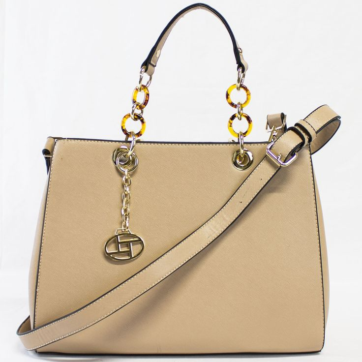 Manhattan Structured Satchel | Discount Purses | Handbag Heaven