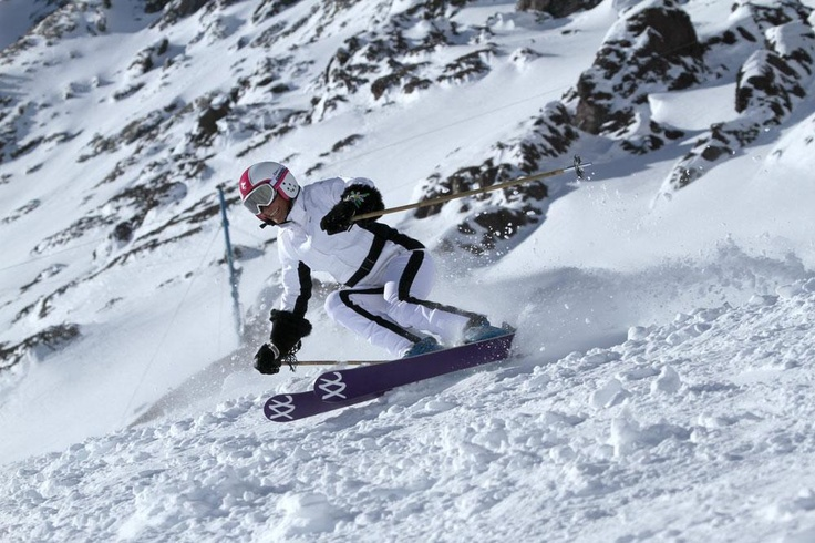 Summer Skiing in Portillo #thesnowmag.com #snowmagazine