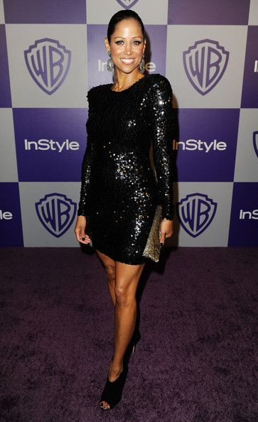 Stacey Dash attends the Cartier At NBC Universal And Focus Features' Golden Globes After Party