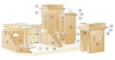 Foro de Belenismo - Planteamiento -> Busco planos y boceto