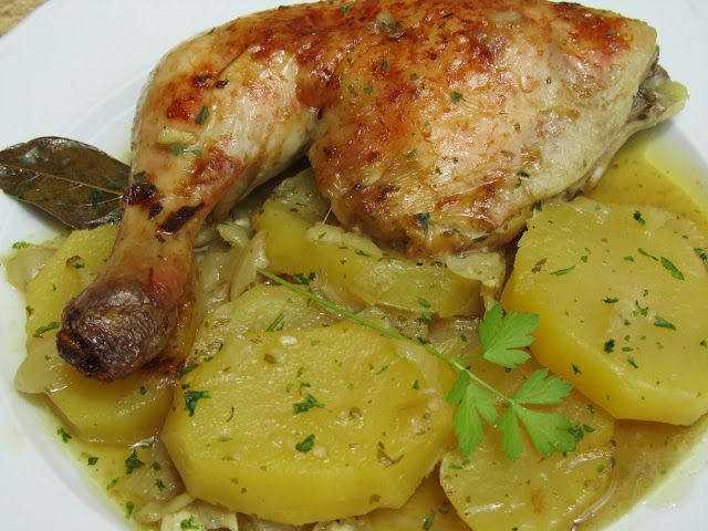 Pollo a la impotancia blog con recetas sencillas r pidas - Cocinas sevilla ...