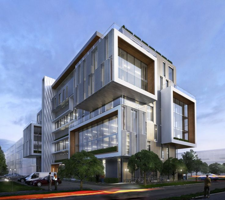 680 best images about architecture on pinterest house for Modern office exterior design