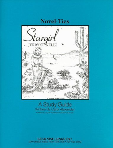 17 Best Images About Stargirl On Pinterest Study Guides Book Trailers And Activities