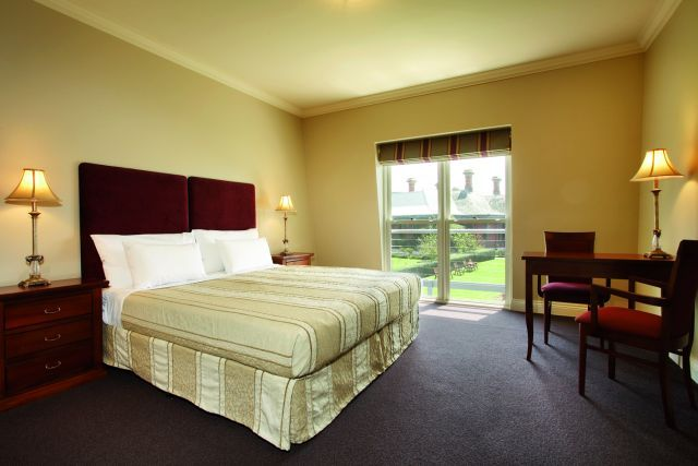 Superior Guest Rooms at Cleveland Winery