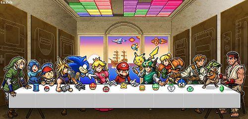La Cène, Nintendo