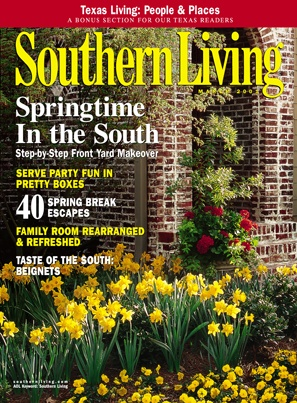 March 2001 | Springtime In The South