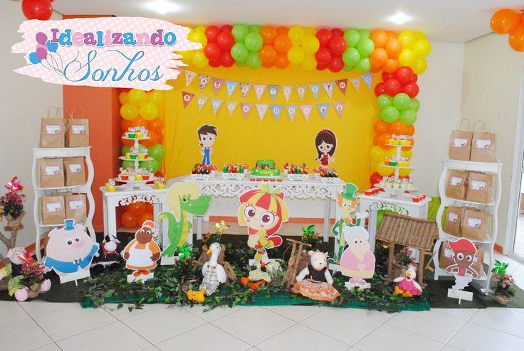 festa junina sitio do pica pau amarelo - Pesquisa Google