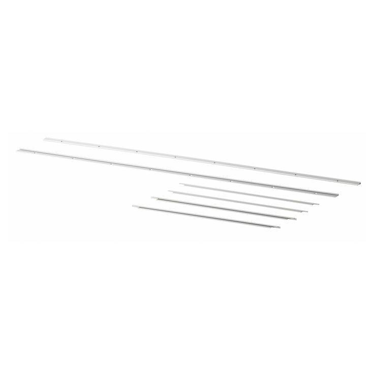 FASTBO Rail for wall panel - IKEA