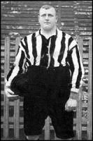 """William 'Fatty' Foulke(s) Played 299 League games and 41 FA Cup Games for Sheffield United between 1894/5-1904/5.  Ran a shop/beerhouse """"The Duke"""" at 11 Matilda Street 1908-1910."""
