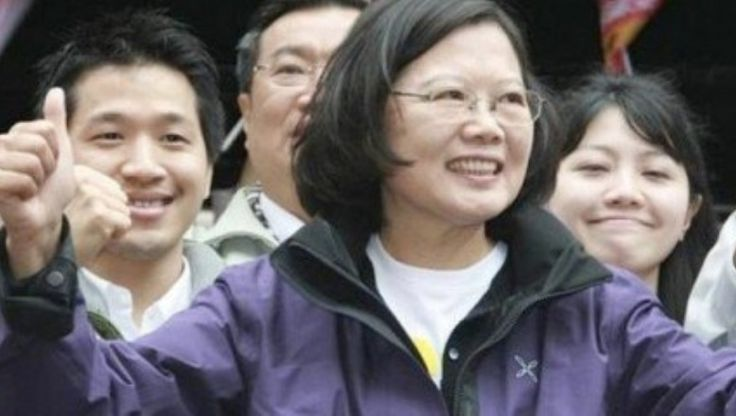 Independentista Tsai Ing-Wen, Elegida Hoy Primera Presidenta De Taiwán