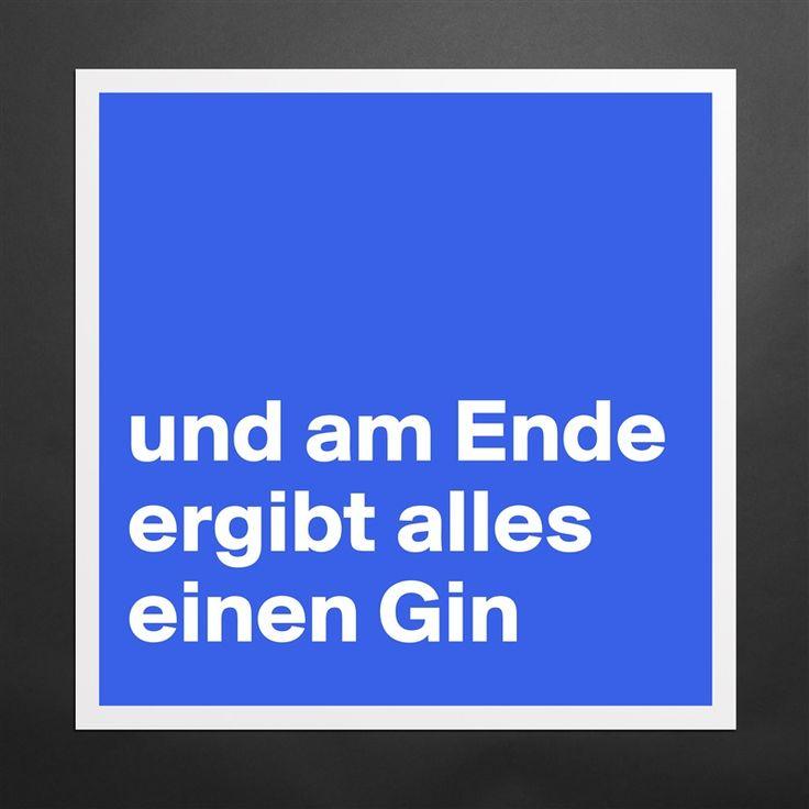 poster gin - Google-Suche