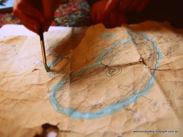 map making for creative writing home education