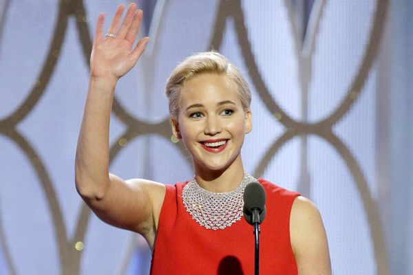 Jennifer Lawrence Says Hollywood Has Labeled Normal-Sized Women 'Curvy'