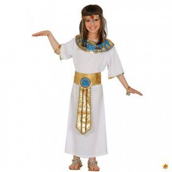 Kinderkostüm Pharaonin Xerxia, Ägypterin kaufen