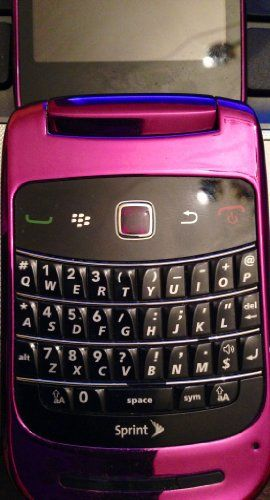 SPRINT BLACKBERRY 9670CAMERATEXTWEBTRACKPAD