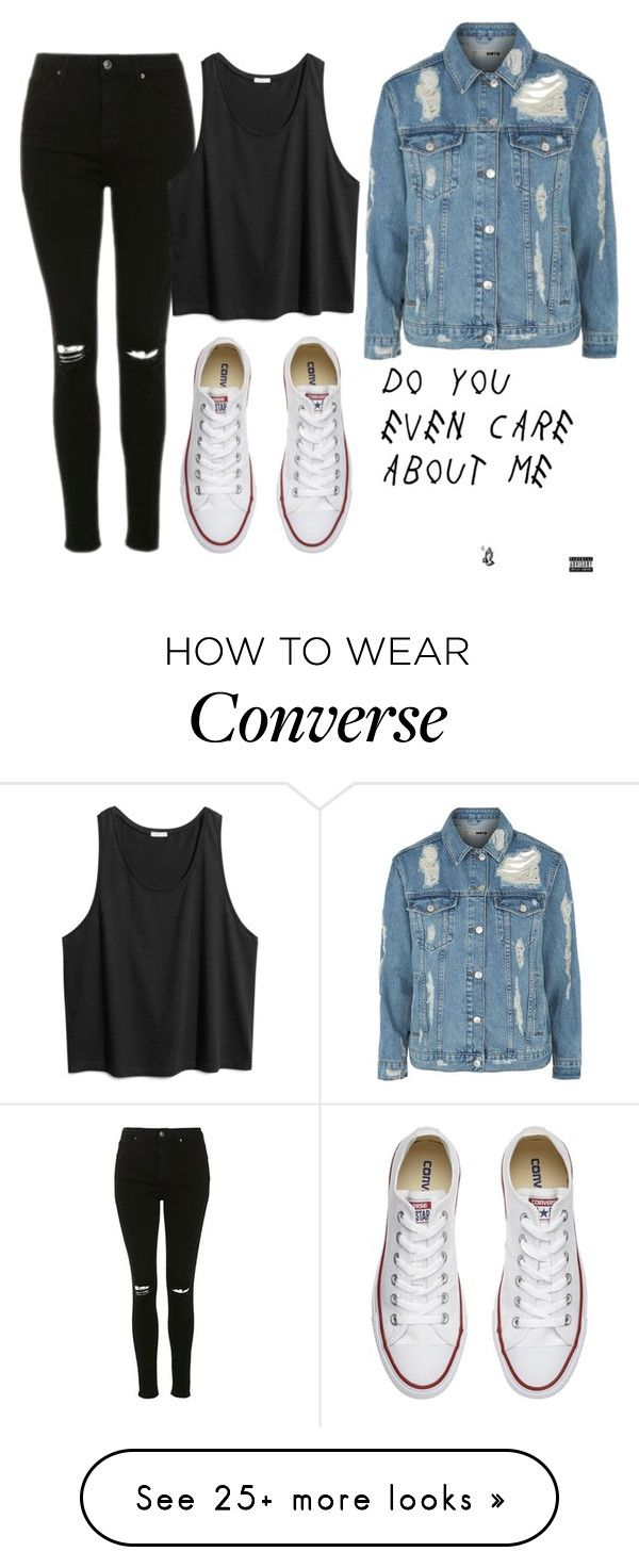 """Do you?"" by maritkrijt on Polyvore featuring Topshop and Converse"