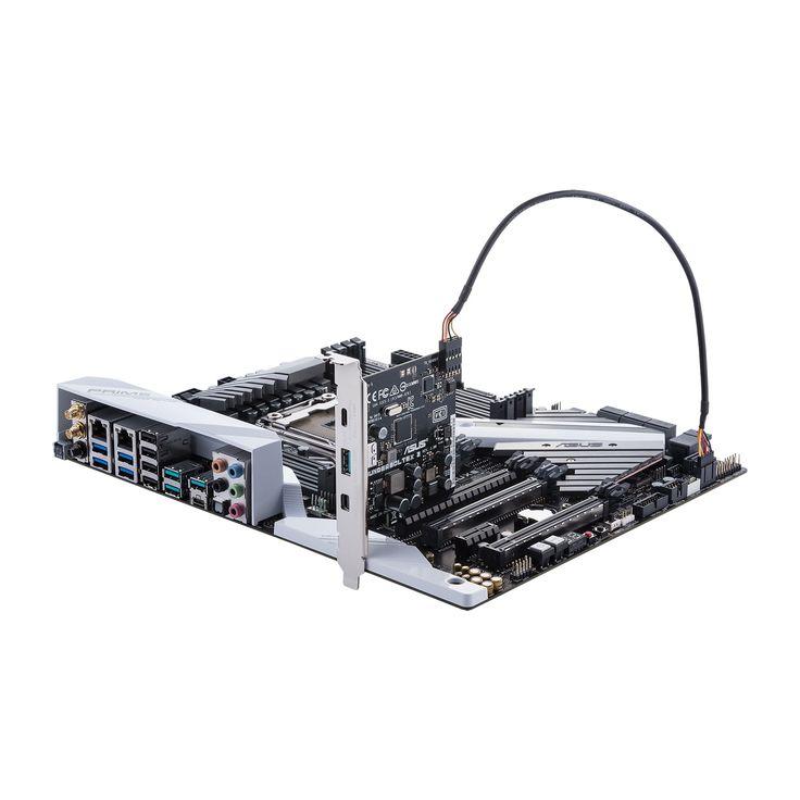 ASUS PRIME X299-DELUXE. Basée sur le jeu de composantsIntel X299 Express, la carte mèreASUS PRIMEX299-DELUXEprend en charge les dernières innovations technologiques : ProcesseursIntel Core i9sursocket LGA 2066,RAM DDR4 Quad et Dual Channel,cartes graphiques PCI-Express 3.0 16x,disques SATA 6Gb/souM.2et périphériquesUSB 3.1.