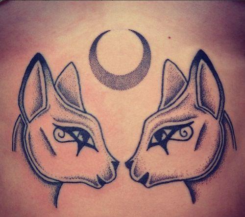 Bastet   Tattoos   Pinterest