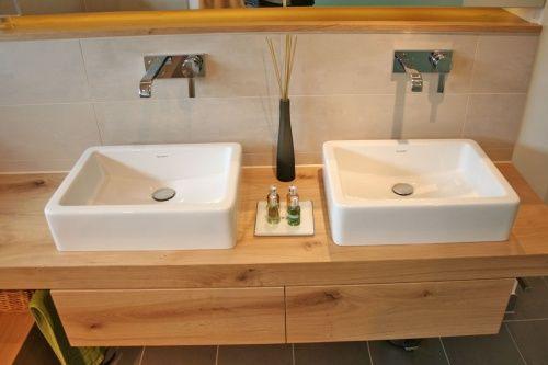 Waschtische + Waschtröge  - Schreinerei