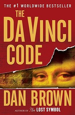 The Da Vinci Code - Dan Brown.  Harvard symbologist Robert Langdon and French cryptologist, Sophie Neveu try to solve the murder of an elderly curator at the Louvre.  What they find are a series of clues in Da Vinci's paintings, which point to a centuries-old secret society.