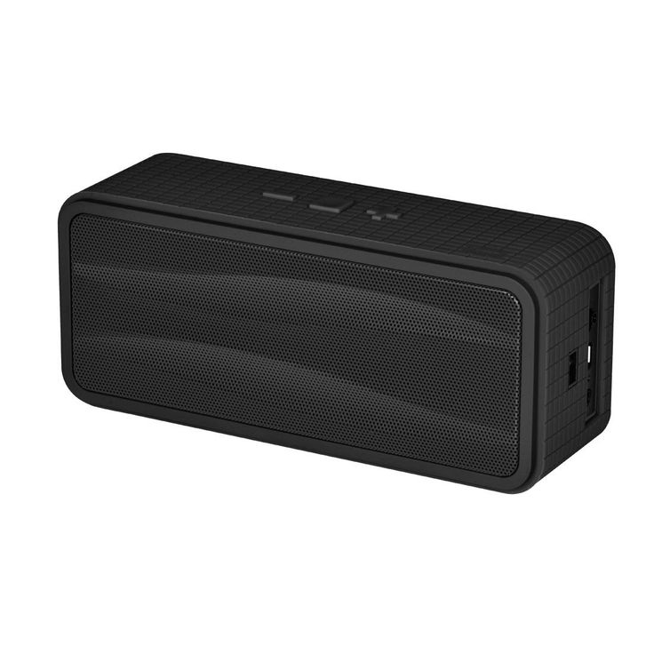 Portable bluetooth speaker with microphone- BuyWithAgents