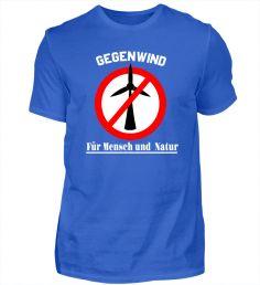 Gegen Windkraft T-Shirt