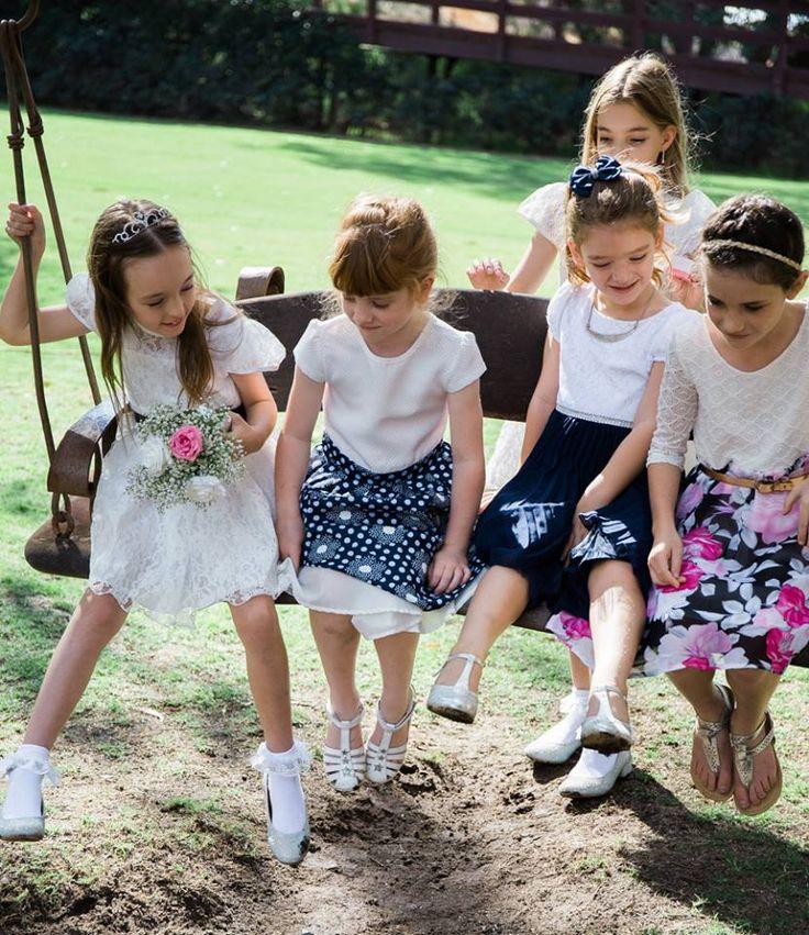 Kids playing at wedding reception, Caversham House