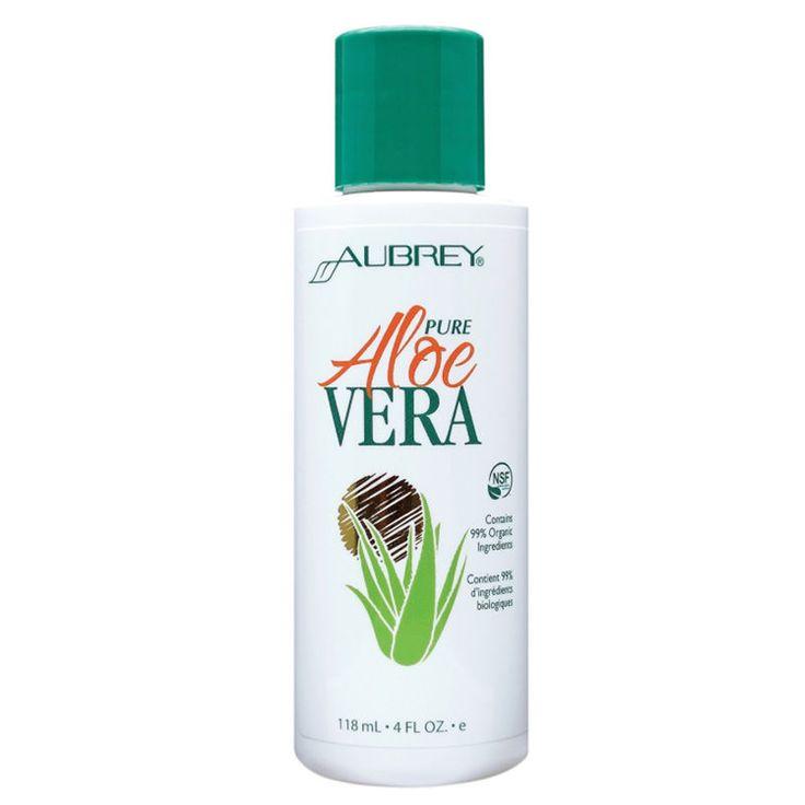 Aubrey Pure Aloe Vera 118ml  Cildinizi rahatlatmak, yatıştırmak ve nemlendirmek için daha saf daha doğalı yok. #AubreyOrganics Organik doğal cilt ve saç bakım ürünleri markasından saf #AloeVera