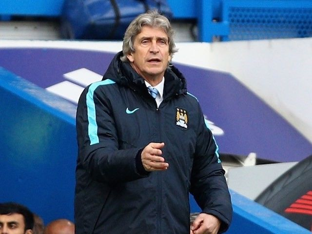 Manuel Pellegrini blames Pep Guardiola news for Man City's drop in title race #Manchester_City #Football