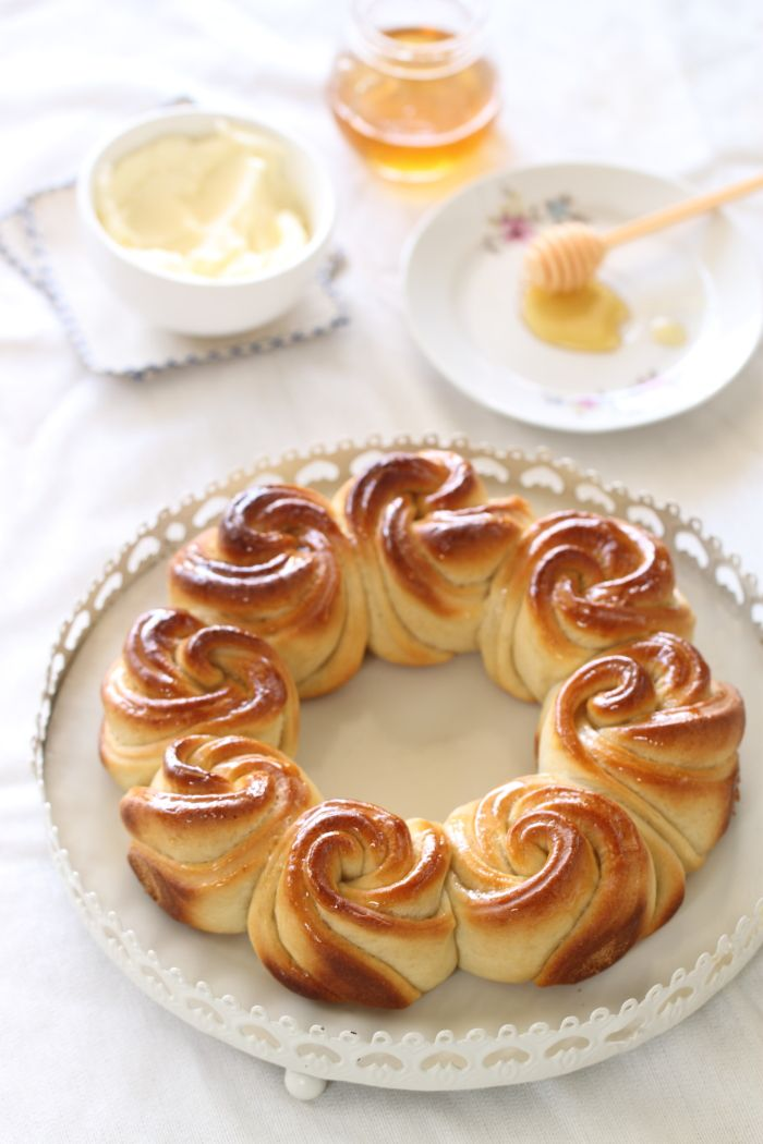 Honey Challah | Shirley Nemesh