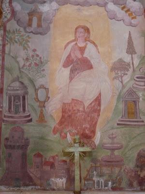 Litanie lauretane - Sternatia, Chiesa rurale della Madonna degli Angeli,