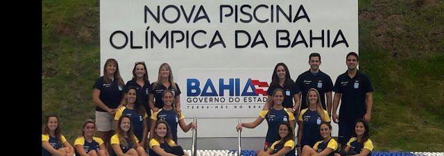 FRANCISSWIM - ESPORTES AQUÁTICOS: APRESENTAÇÃO OLÍMPICA DE NADO SINCRONIZADO NA BAHI...
