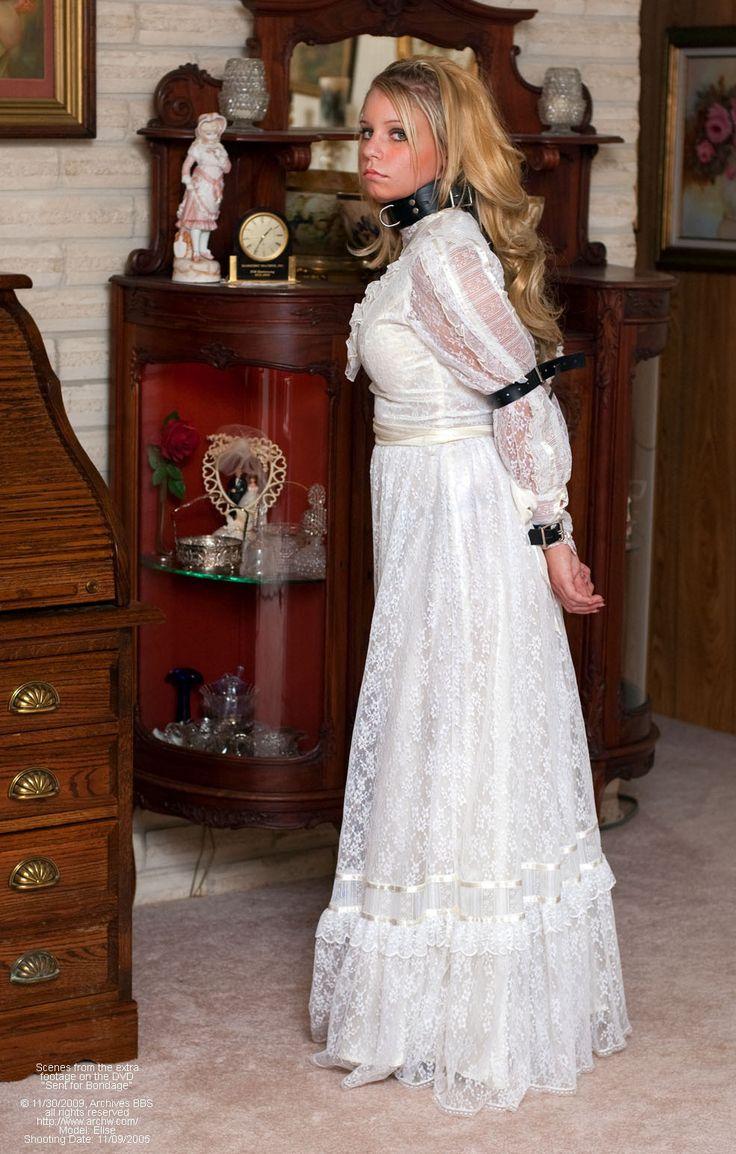 Bdsm slave dress-9681