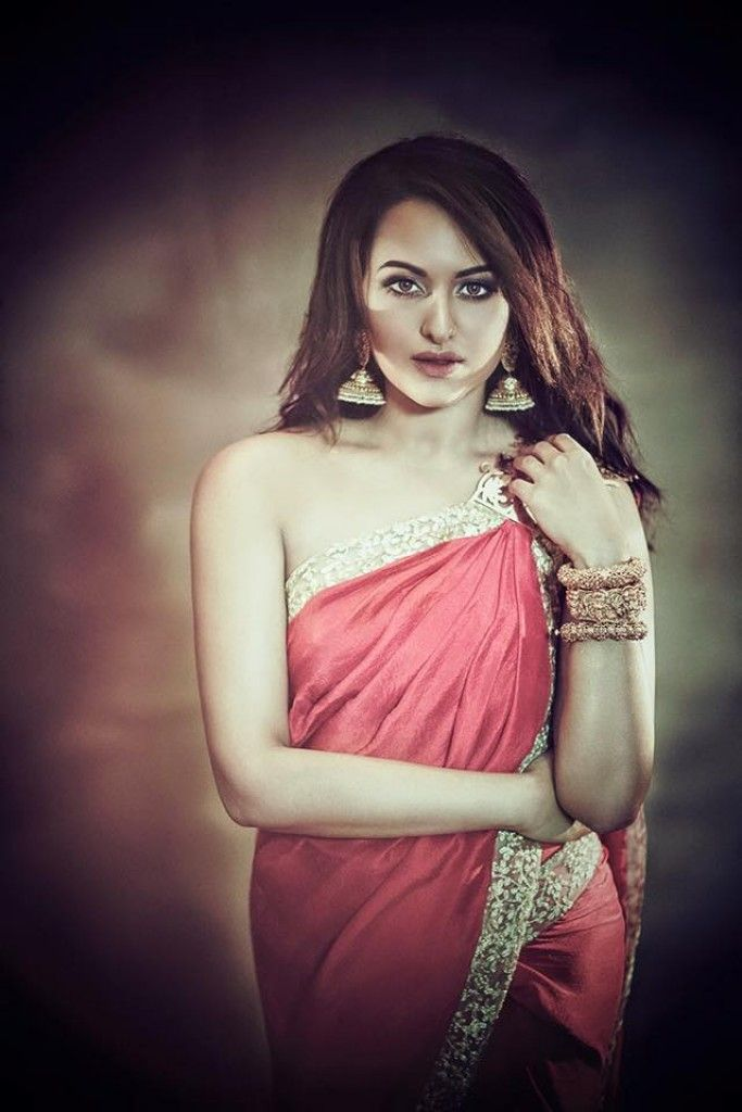 Gorgeous Sonakshi Sinha for Femina Wedding Times October 2015