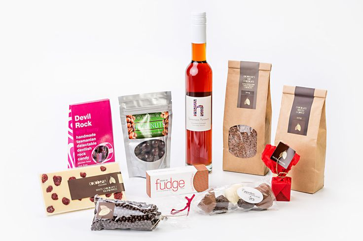 Truly Tempting Hamper – satisfying even the sweetest tooth!  This hamper is truly decadent so make sure you don't eat it all in one sitting.  Chocolate, chocolate, chocolate with some lollies and schnapps thrown in.  Sounds like the most perfect hamper in the world!