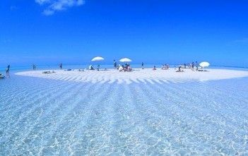 まるで天国のような幻の砂浜!与論島の『百合ヶ浜』