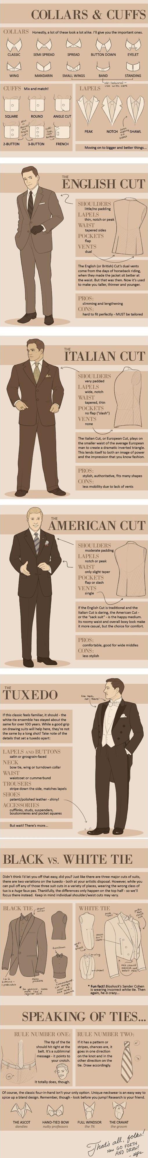 How to dress like a sir.
