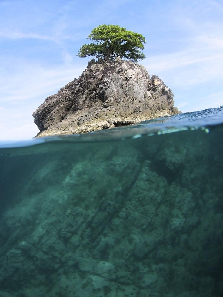 High Rock  Mergui Archipelago, Burma