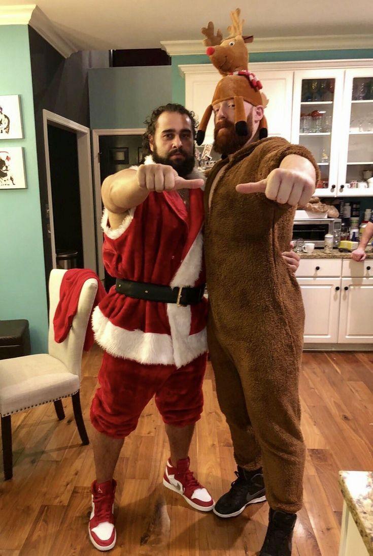 Rusev & Sheamus