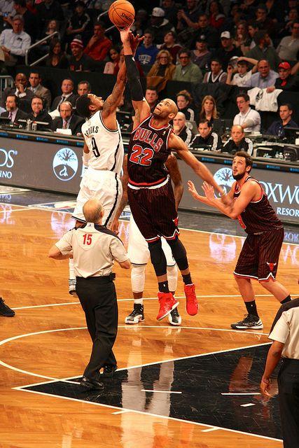 Taj Gibson deserves NBA Sixth Man of the Year Award