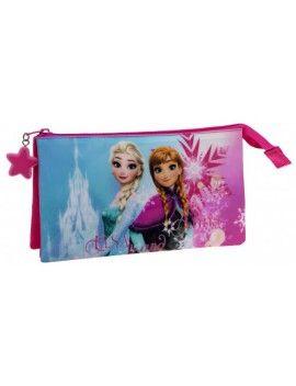 Portatodo Frozen elsa & Anna Triple