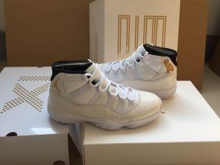 Authentic Air Jordan 11 OVO White $175  Contact:whatsApp:+86 18250528609 Email:fadkicks@hotmail.com