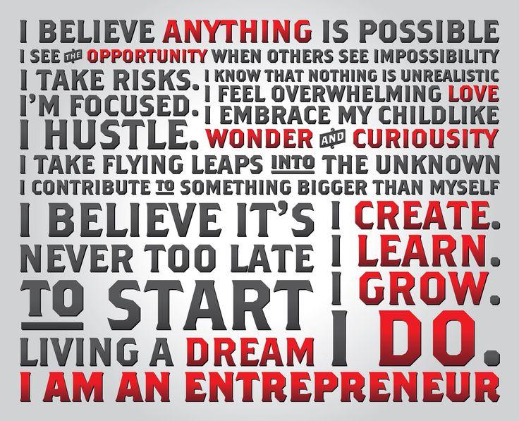 Quotes Entrepreneur  Entrepreneur Quotes  Business Motivation  BetterI Am An Entrepreneur Quotes